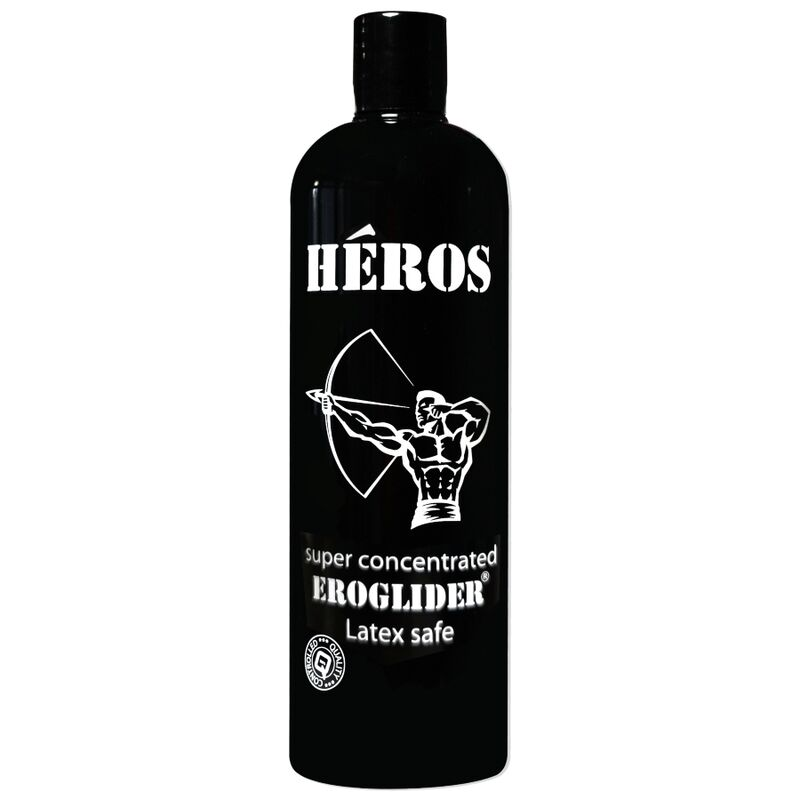 Lubrifiant heros silicone bodyglide 500 ml sur Univers in Love