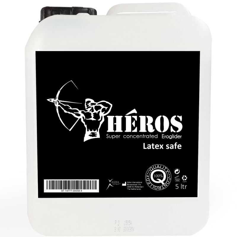 Lubrifiant heros silicone bodyglide 5000 ml sur Univers in Love
